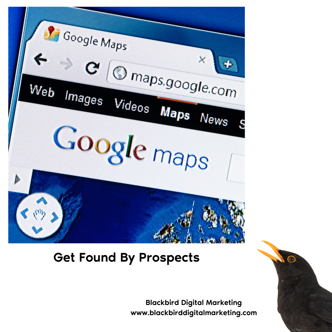 Google Maps allows your business to get found